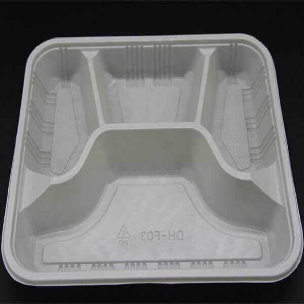 4 compartment meal prep containers