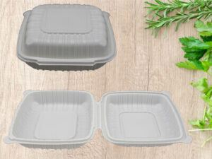 Clamshell Disposable Eco Containers