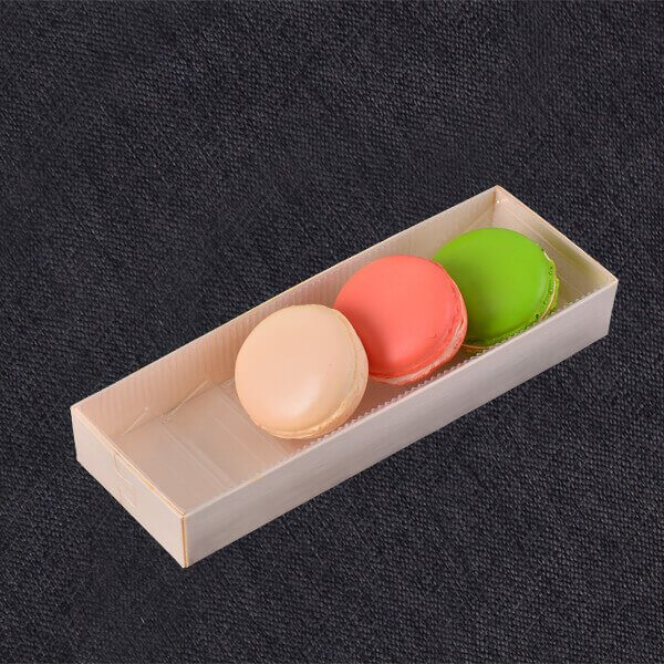 Reusable Macaron Display Tray, Packaging Boxes For Bakery Products