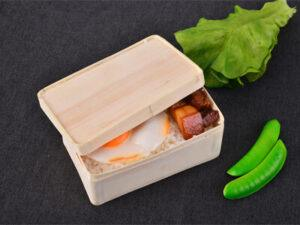 Wooden Traditional Bento Box