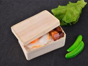 Wooden Traditional Bento Box