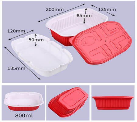 portable food containers warmer